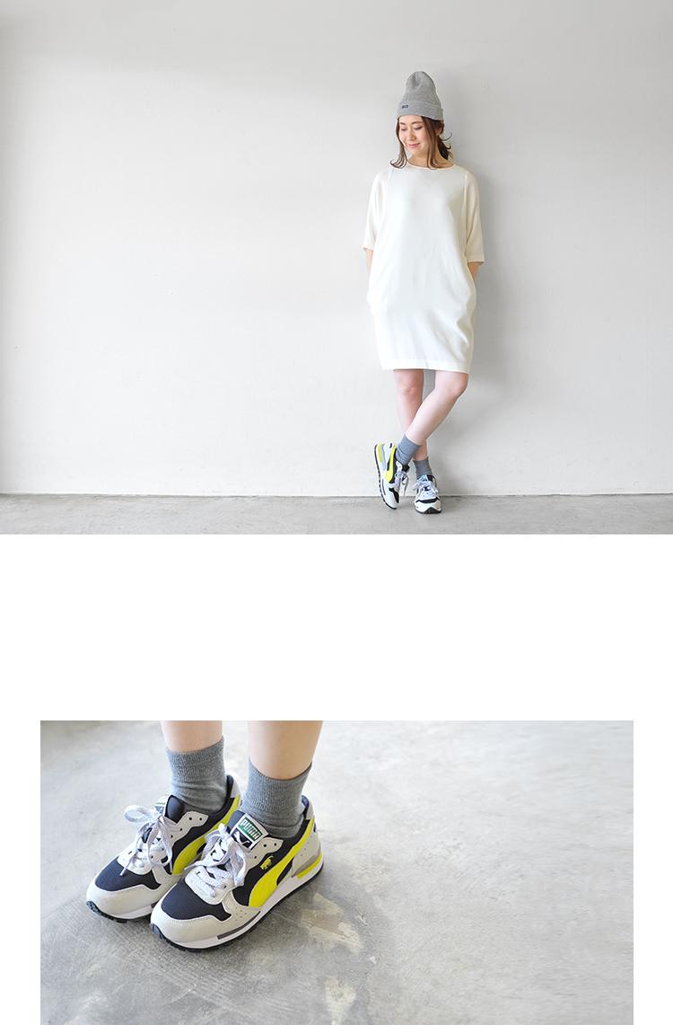 4/14 11: 59까지! PUMA 푸 마 라이프 스타일 컬렉션/RX727 스 니 커 즈/358272 (2 컬러) (unisex) [10P11Apr15]
