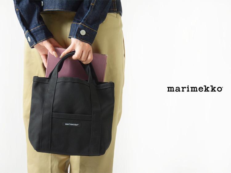 Marimekko Marimekko MINI PERUSKASSI minniperuskassiy / tote bag / 52631-2-3697 (2 colors) (unisex) [10P05Sep15]