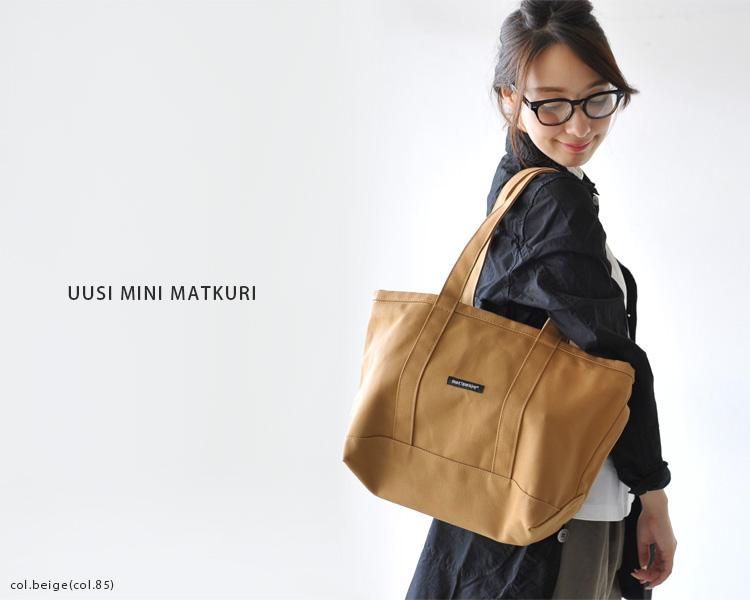 marimekko 마리멕코 UUSI MINI MATKURI /미니 토트 백・52149-2-42831 (전2색)(unisex)