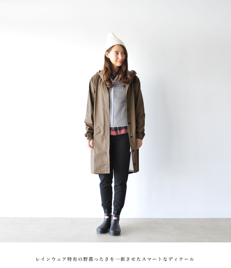 Crouka | Rakuten Global Market: RAINS rains LONG JACKET / long ...