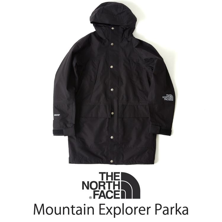 THE NORTH FACE 자노스페이스 Novelty Mountain Explorer Parka/노벨티 마운틴 익스플로러 파카・np61513 (S・M・L)