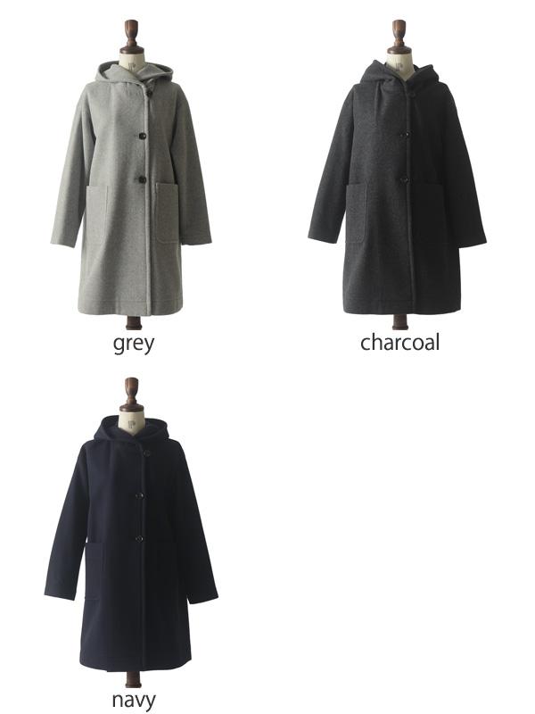 NICO, nicholson&nicholson 니코 니콜 슨 & 니콜 슨 MY SWEET COAT/모직 코트