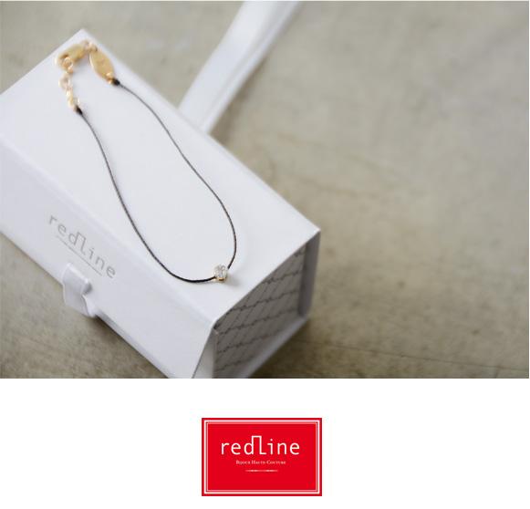 Red line 레드 선 ILLUSION/7 다이아몬드 색상 코드 팔찌/1070036 (3 색상)