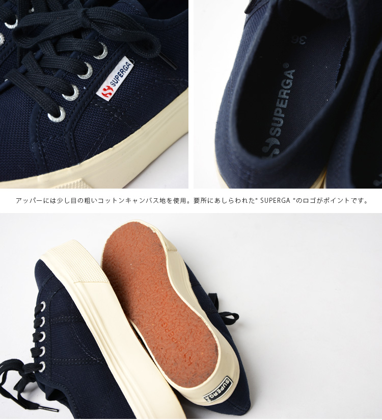 fa20a9a2ca4 SUPERGA Superga 2790 ACOTW LINEA UP AND DOWN and thick bottom platform  sneakers and s0001l0 (3 colors)
