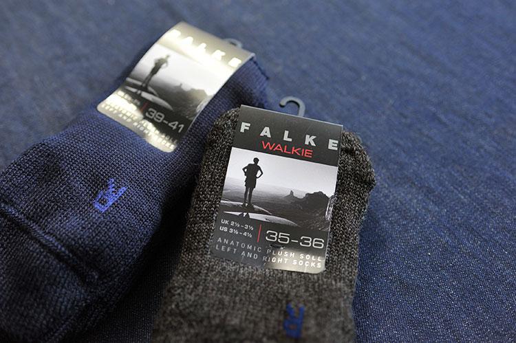 FALKE Falke WALKIE and walkie libsox-16480 (14 colors) (unisex)