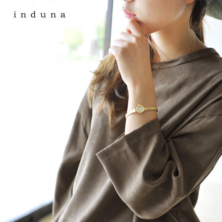 Induna induna 凯特 6 / 手表圆形脸-037 (2 颜色)