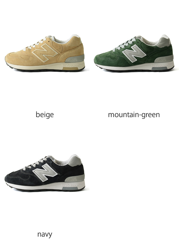new balance new balance Running Style and M1400 suede sneakers (2 colors) (unisex)