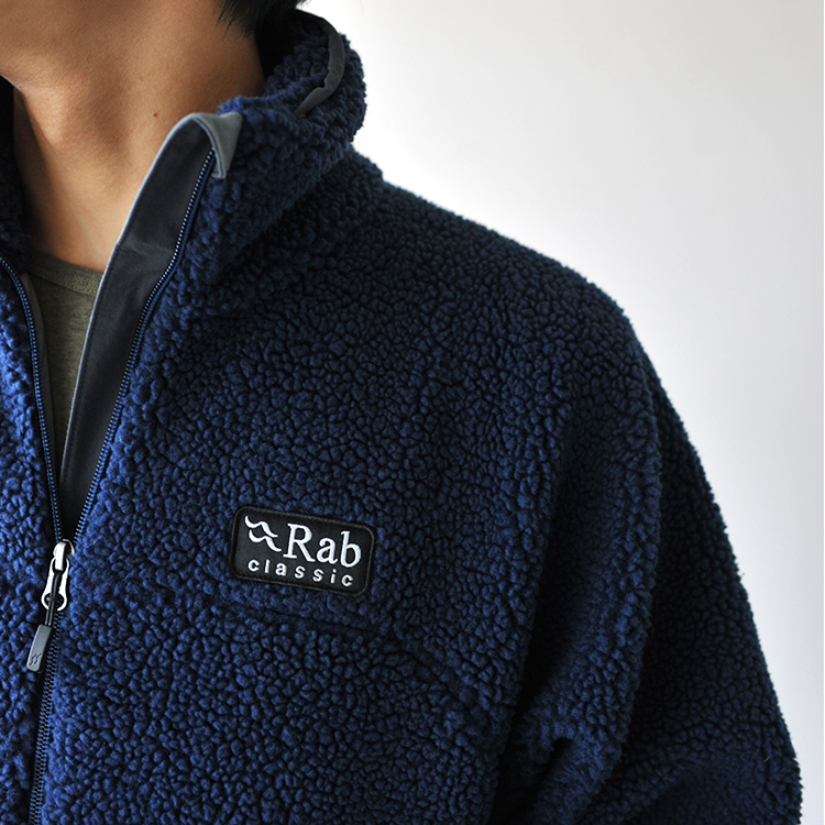 Rab double pile jacket women's
