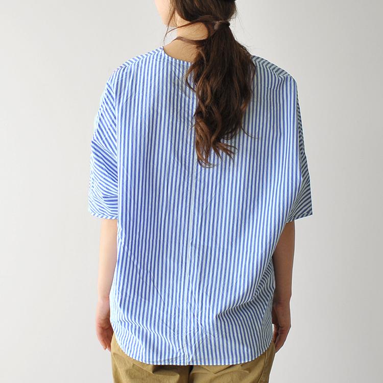 Nouvelles du paradis nuveruduparadidampusutoraipu V字领套衫女衬衣、PB17116