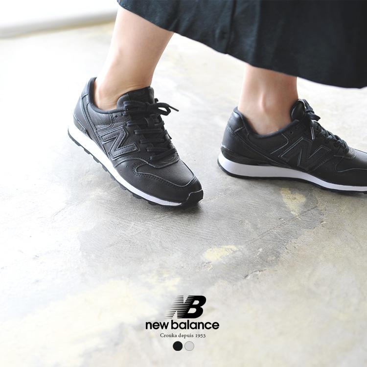 Cheap new balance 996 black leather
