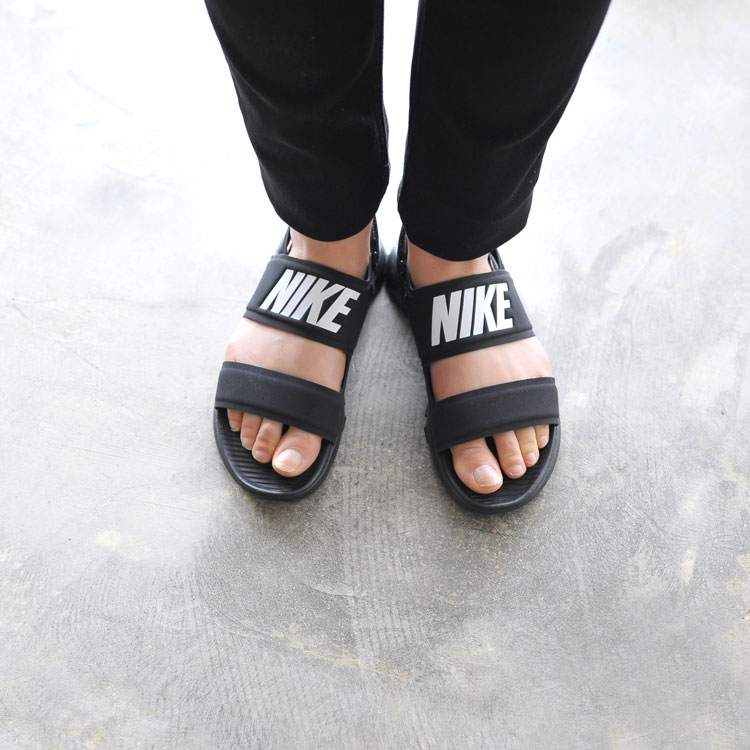 Crouka Nike Nike Wmns Tanjun Sandal Women Tongue Jun