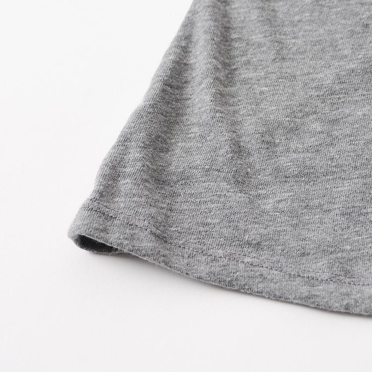 b h ビーアンドエイチ short sleeve ネップロングワン piece-rdb11010 (5 colors) (M)