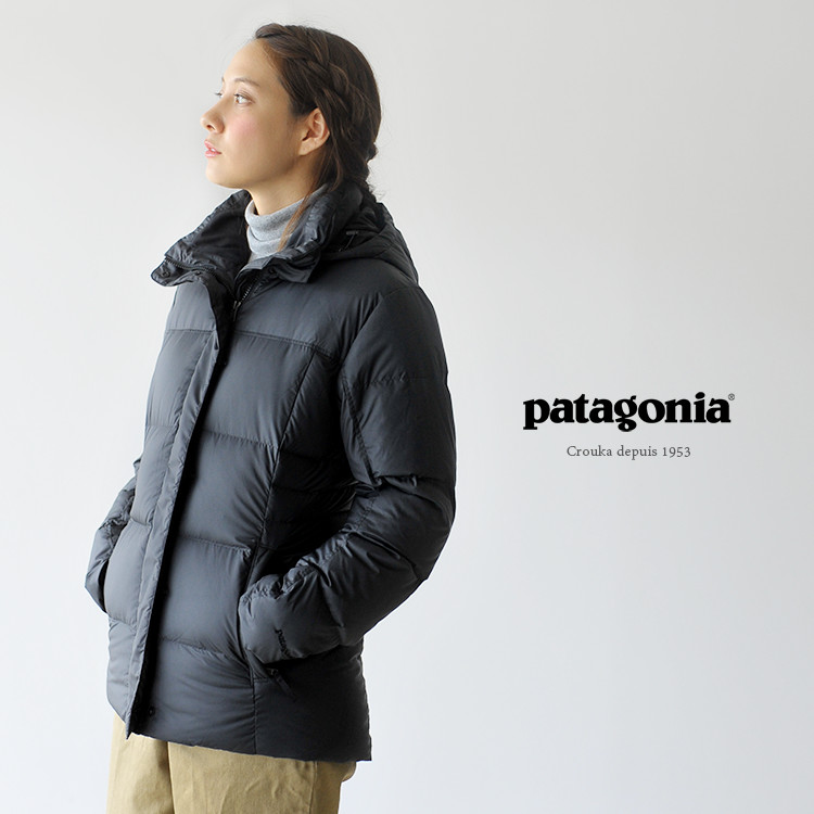 【SALE!20%OFF】patagonia パタゴニア WOMEN'S DOWN WITH IT JACKET ウィメンズ ダウン ウィズ イット ジャケット ・28040 #1016【送料無料】【セール】【返品交換不可】【SALE】