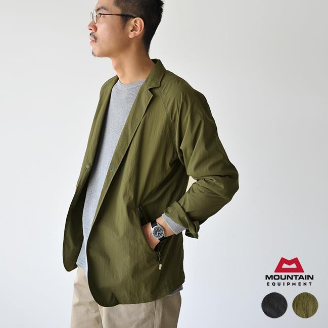 【SALE!20%OFF】MOUNTAIN EQUIPMENT マウンテンイクイップメント Easy Jacket イージー ジャケット ナイロンテーラードジャケット ・425166 #0119【送料無料】【セール】【返品交換不可】【SALE】