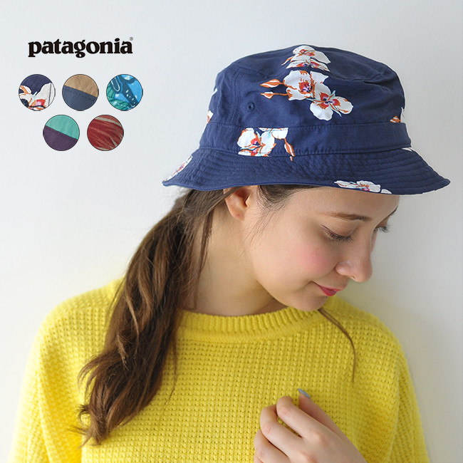 Patagonia Patagonia WAVEFARER BUCKET HAT and wave Ferrer bucket hit 50 +  UPF be4cae55430