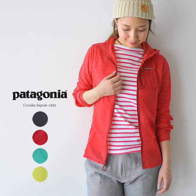 【国内正規販売店】patagonia パタゴニア Women's Houdini Jacket フーディニジャケット ・24146 #0119