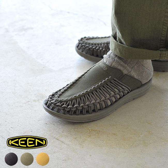 f63285775b16 KEEN Kean UNEEK SLIDE unique slide slip-on shoes sports sandals  .1017218.1018706.1018707  0508