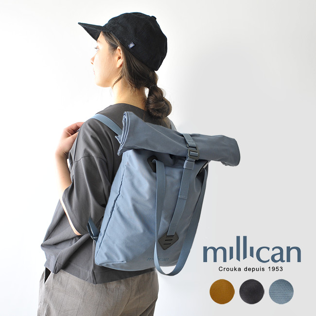 【SALE!30%OFF】millican ミリカン Tinsley The Tote Pack 14L ティンズリー ザ トート パック 14L 2wayトートバッグ リュック ・M018 Tinsley #0511【セール】【返品交換不可】【SALE】