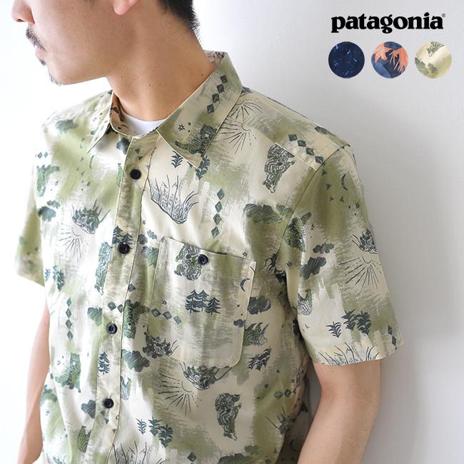 patagonia パタゴニア M's Go To Shirt メンズゴートゥシャツ スリムフィットシャツ・52691 #0528