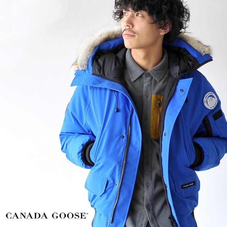 カナダグース ダウン メンズ CANADA GOOSE チリワックボンバー ダウンジャケット CHILLIWACK BOMBER PBI 2020秋冬 アウター 7999MPB 【予約商品】【送料無料】