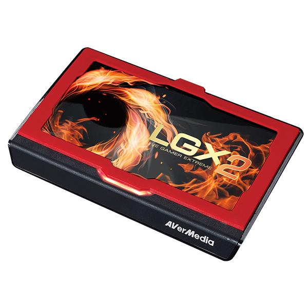 アバーメディア ゲームキャプチャー Live Gamer Extreme 2 [GC550 PLUS] 【送料無料※沖縄・離島除く】新たなゲーミングキャプチャーのスタンダードモデル 1080p/60fpsの滑らかな映像を超低遅延で録画が可能