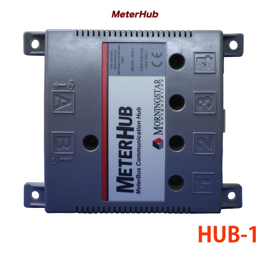 【 電菱 DENRYO 】 太陽電池用コントローラオプション メーターハブ Meter Hub/HUB-1 太陽光発電 【送料無料 沖縄・離島除く】