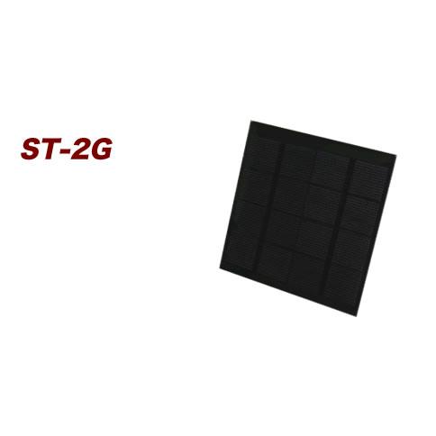 【 電菱 DENRYO 】 フレームレス太陽電池 ST-2G 【送料無料 沖縄・離島除く】 太陽光発電 小型太陽電池 ソーラー発電 ソーラーパネル