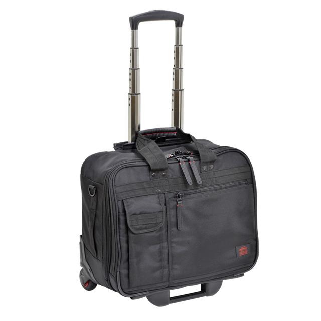 エンドー鞄 NEOPRO RED ビジネスキャリー横型 約23L [2-035]【送料無料※沖縄・離島除く】ビジネス スーツケース 静か パソコンバッグ カート