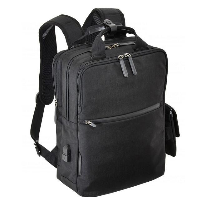 エンドー鞄 NEOPRO CONNECT BackPack [2-770-BK] カラー:クロ【送料無料※沖縄・離島除く】リュック バックパック ビジネスバッグ メンズ パソコンバッグ 軽い 丈夫