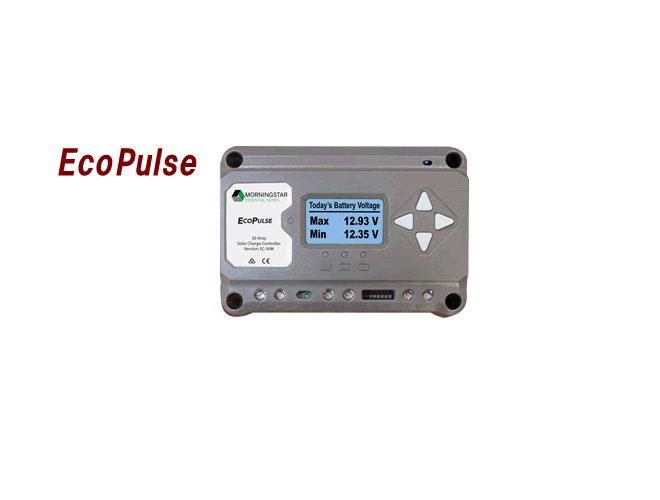 電菱 太陽電池コントローラ EcoPulse 最大バッテリー電流:20A [EC-20M] 【送料無料※沖縄・離島除く】モーニングスター