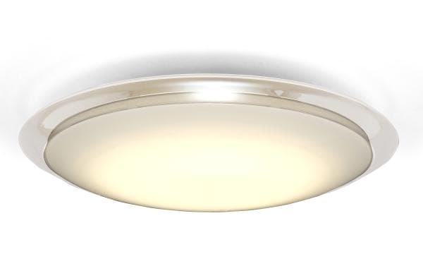 アイリスオーヤマ LEDシーリングライト 6.1音声操作 クリアフレーム8畳 調色 [CL8DL-6.1CFUV]【送料無料※沖縄・離島除く】工事不要 タイマー 長寿命 調光 調色 常夜灯 昼光色 電球色