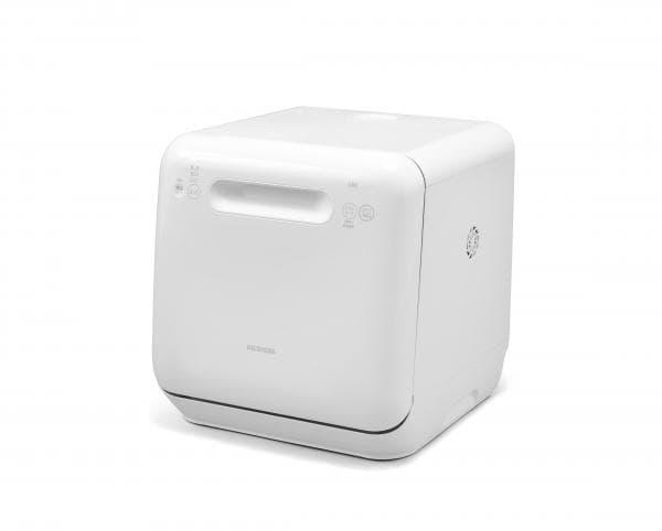 アイリスオーヤマ 食器洗い乾燥機 [ISHT-5000-W] カラー:ホワイト【送料無料※沖縄・離島除く】工事不要 据え置き タンク式 取付簡単