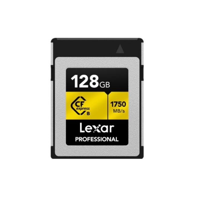 LEXAR 最大で読込1750MB 秒 書込1000MB レキサー Professional CFexpress Type Bカード デジタル一眼レフカメラ メモリーカード バックアップ LCFX10-128CRB 定番キャンバス 送料無料※沖縄 有名な コンパクトフラッシュ シネマカメラ 離島除く 128GB