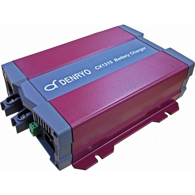 DENRYO 様々な種類のバッテリーに充電可能なカスタマイズ設定 電菱 新作 大人気 アドバンストバッテリー充電器 ストア CX1215 適合バッテリー:鉛蓄電池 離島は除く リチウムイオン 送料無料※沖縄 ゲル AGM