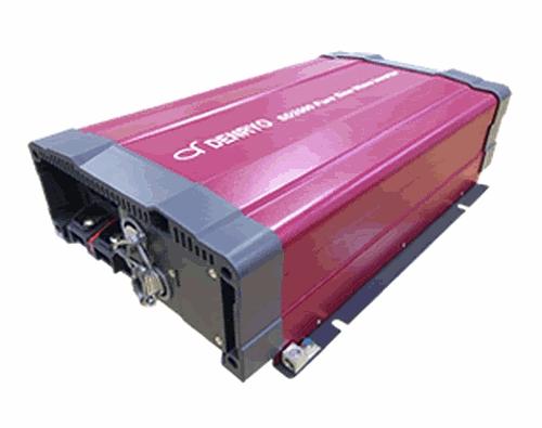 DENRYO 大容量システムの構築を簡単に実現 豊富な外部通信機能 電菱 DC-AC正弦波インバータ SDシリーズ SD2500-148 送料無料※沖縄 並列機能 正規認証品 新規格 定番の人気シリーズPOINT(ポイント)入荷 小型 外部通信機能 軽量 リモート端子 オプション通信 離島は除く 切り替えリレー