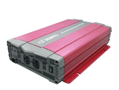 安値 DENRYO 最大42%軽量化 -20~60℃広い動作温度範囲のSPシリーズ正弦波インバータです 電菱 DC-AC正弦波インバータ SPシリーズ SP-1500-124A 送料無料※沖縄 リモート端子 外部通信機能 RS-232 小型 《週末限定タイムセール》 パワーセーブモード機能 離島は除く 軽量