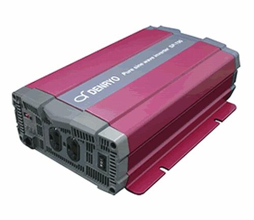 10%OFF DENRYO 最大42%軽量化 -20~60℃広い動作温度範囲のSPシリーズ正弦波インバータです 電菱 DC-AC正弦波インバータ SPシリーズ SP-700-148A 送料無料※沖縄 RS-232 軽量 リモート端子 離島は除く 小型 パワーセーブモード機能 外部通信機能 セール特別価格