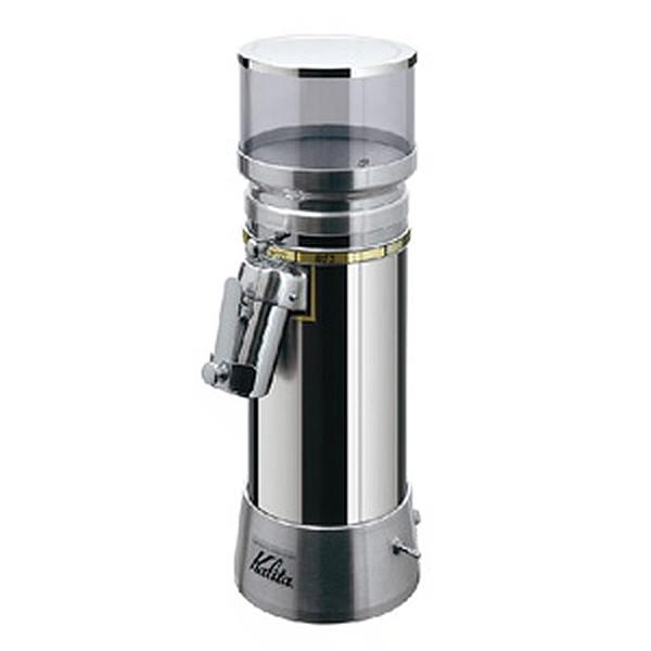 Kalita 粒度が安定させ さらに美味しいコーヒーの抽出を実現 高い素材 カリタ クリーンカットミル エスプレッソ用 61075 業務用 細挽き 電動 人気 おしゃれ 粗挽き ステンレス 離島除く 送料無料※沖縄 珈琲