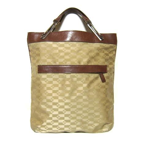 vintage samsonite ヴィンテージ サムソナイトクラシックモノグラムレザートートバッグ (鞄カバン) 030570 【中古】