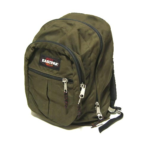 Out of print vintage EASTPAK vintage East USA made in USA a bottom back  pack (backpack bag bag bag) 034776