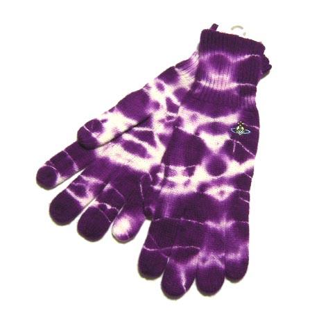 【新古品】 Vivienne Westwood ヴィヴィアンウエストウッド エスニックグローブ (手袋手ぶくろ オーブ MAN マン) 038357 【中古】