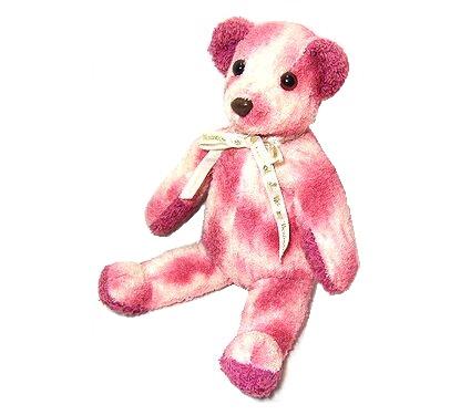 廃盤 Vivienne Westwood 限定 ピンクレオパード テディーベアー Pink leopard teddy bear ヴィヴィアンウエストウッド MANマン 039569 【中古】