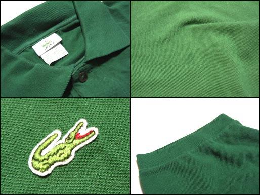 7546877e4 ... Vintage LACOSTE vintage Lacoste France green polo shirt (vintage) 041837