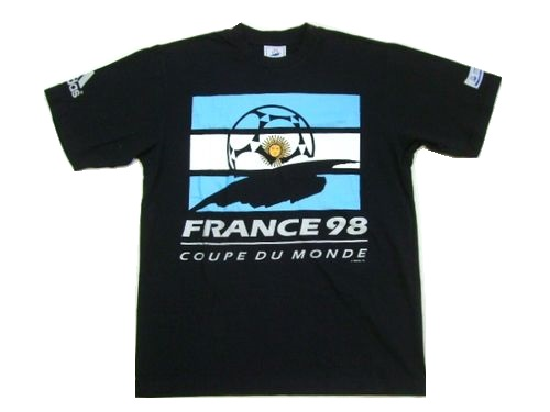 Shirt Cup ShirtSoccer France Adidas T World ' 056694 98 Deadstock Vintage Limited Edition qzLGjMSUVp