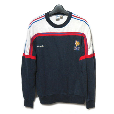 quality design 4e652 b66a5 Vintage adidas vintage adidas made in France France national team trainers  (Soccer Jersey) 056938