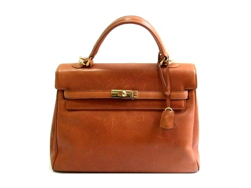 NIERI ARGENTI ITALY Leather dress hand bag (ニエル アルジェンティ イタリア製 レザー ドレス ハンド バッグ) 063663 【中古】