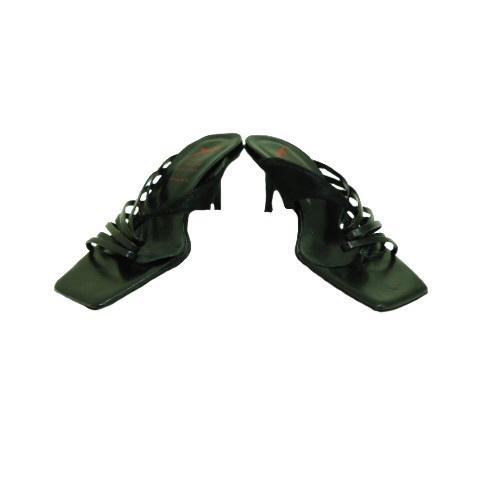 ショップ \3980以上購入で 送料無料 TACCHI by HITMAN 35 Milan Leather 中古 シューズ ヒットマン 063927 ミラノ 店内全品対象 レザーサンダル イタリア製 sandals
