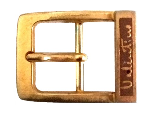 vintage Valentino Gold belt buckle复古华伦天奴黄金皮带带扣(马里奥华伦天奴MARIO)065233