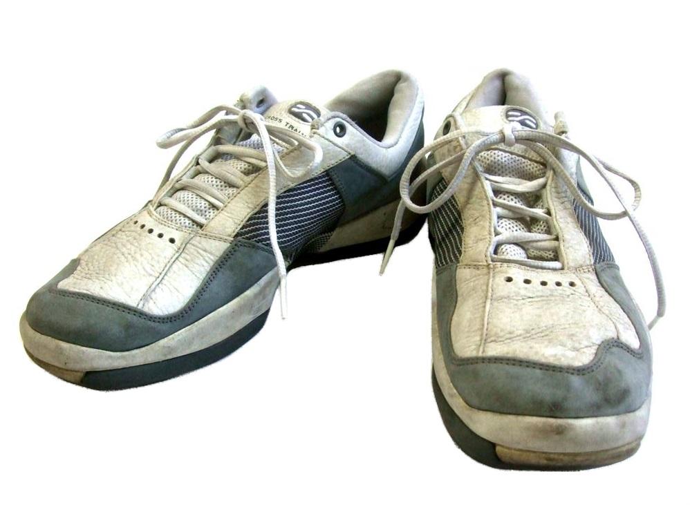 NIKE 「US 8.5」 1st CROSS TRAININ sneakers ナイキ クロストレーニング スニーカー (ファーストモデル) 067760 【中古】