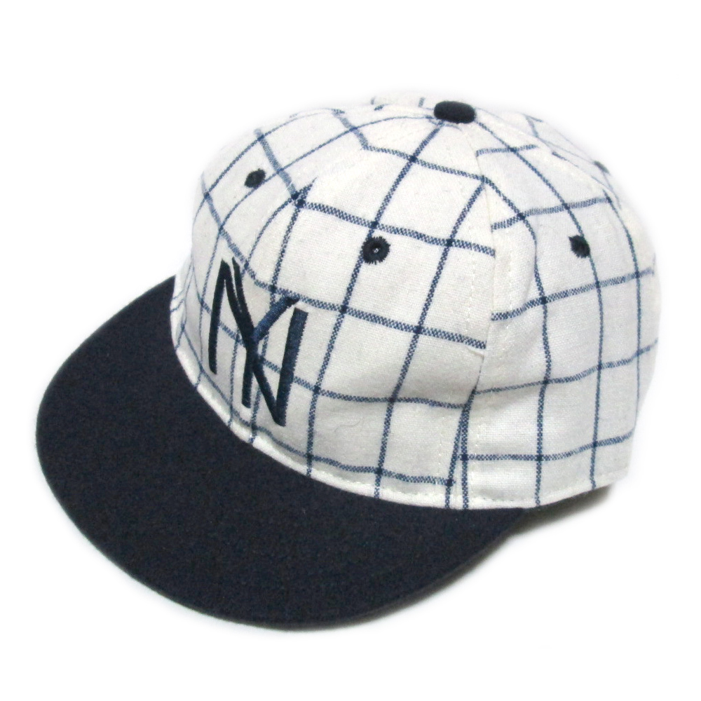 2f35c5da1ae COOPERSTOWN BALL CAP CO. Cooperstown ball cap 1935 New York Black Yankees  (NYBYC35 2.5H) 070050